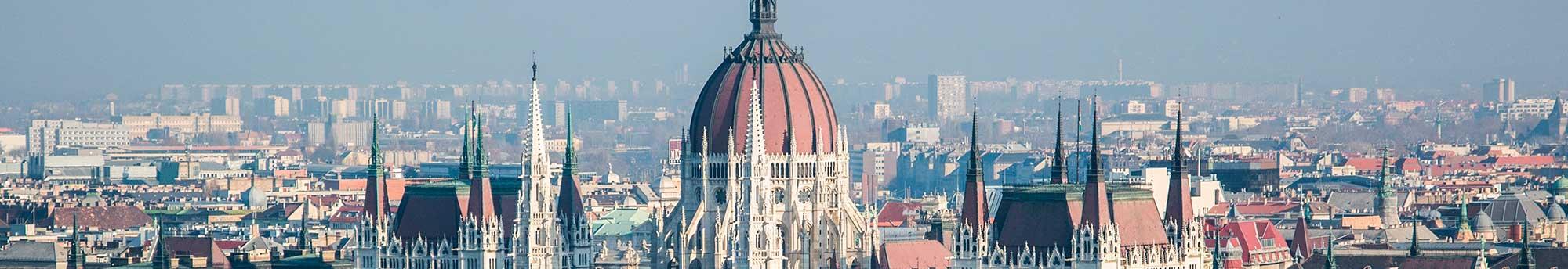 Vuelo + Hotel en Budapest