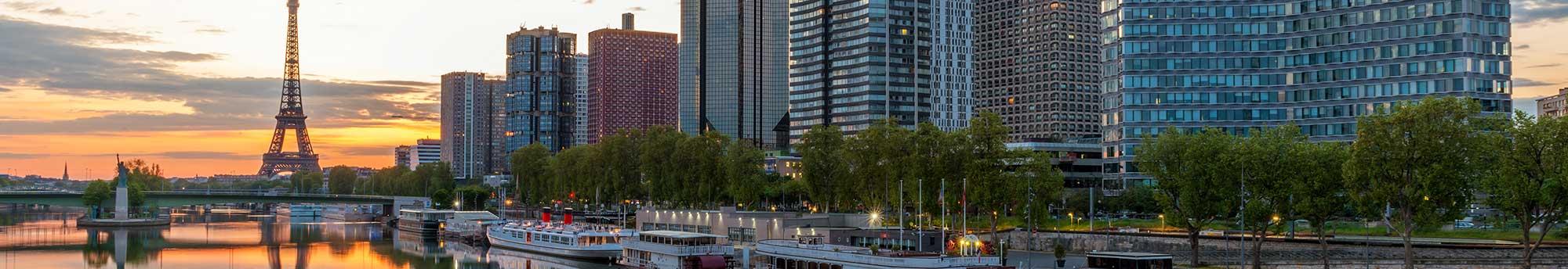 Crucero por el Sena - París