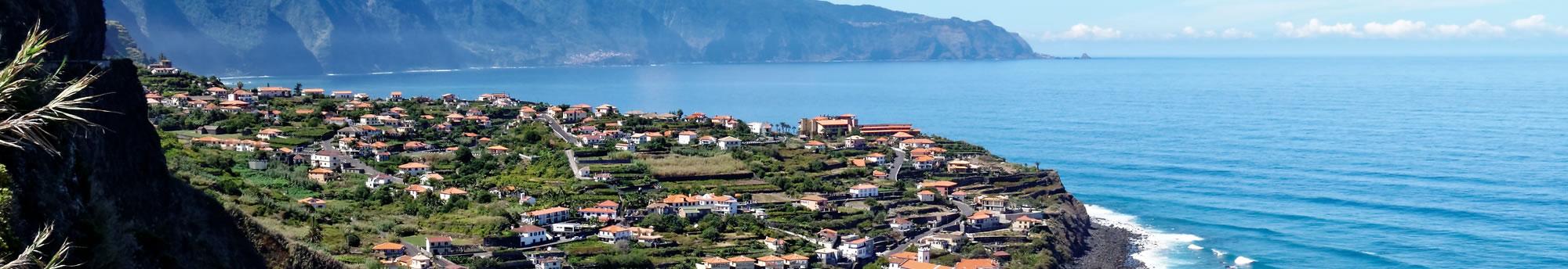 Vuelo + Hotel en Madeira