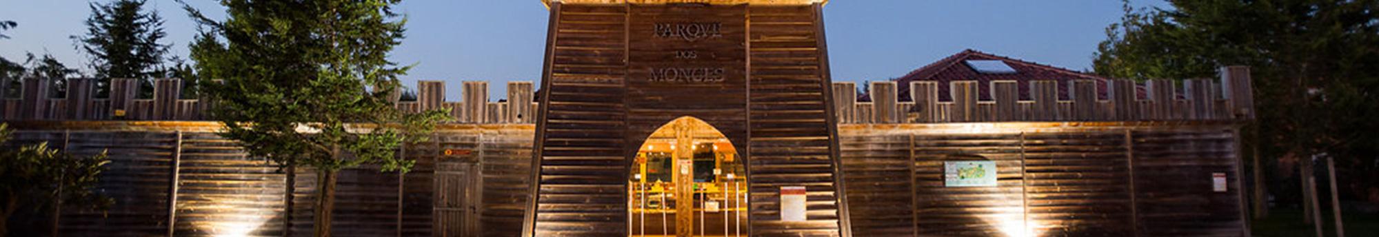 Hotel + Bilhetes Parque dos Monges