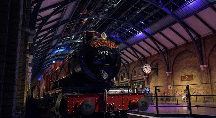Harry Potter Londra