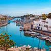 ferries Valencia a Menorca