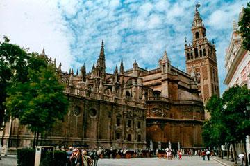 Visita Catedral de Sevilla e Iglesia del Salvador