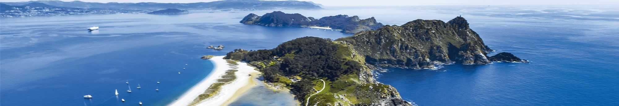 Hotel + Viaje a las Islas Cíes