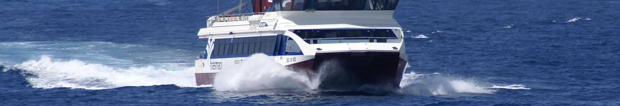 Ferry a Formentera desde Ibiza