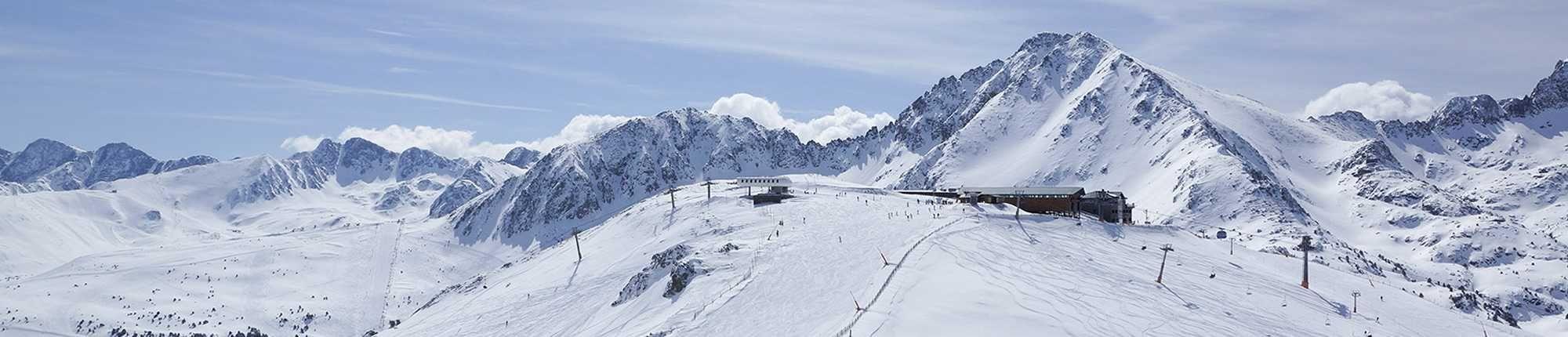 Ski Pirinéus Franceses