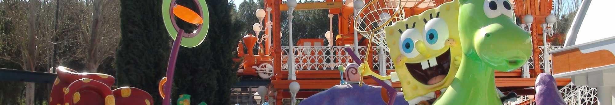 Hotel + Entradas al Parque de Atracciones de Madrid