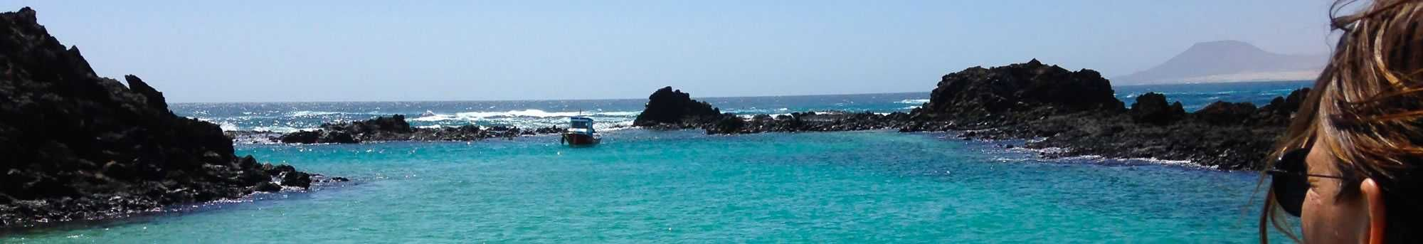Ferry Ilha de Lobos
