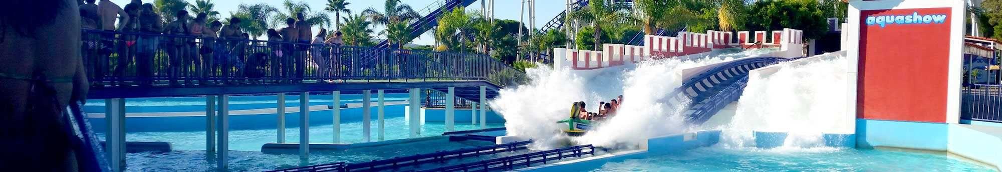Hotel + Bilhetes Aquashow Park