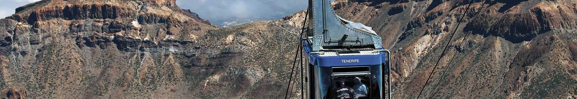 Teleférico del Teide - Tenerife