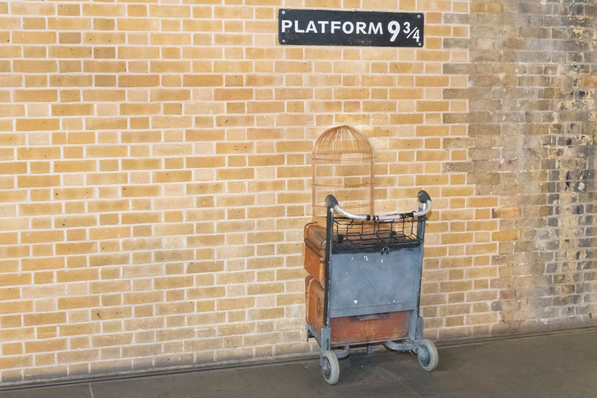 Tour a piedi Harry Potter per Londra